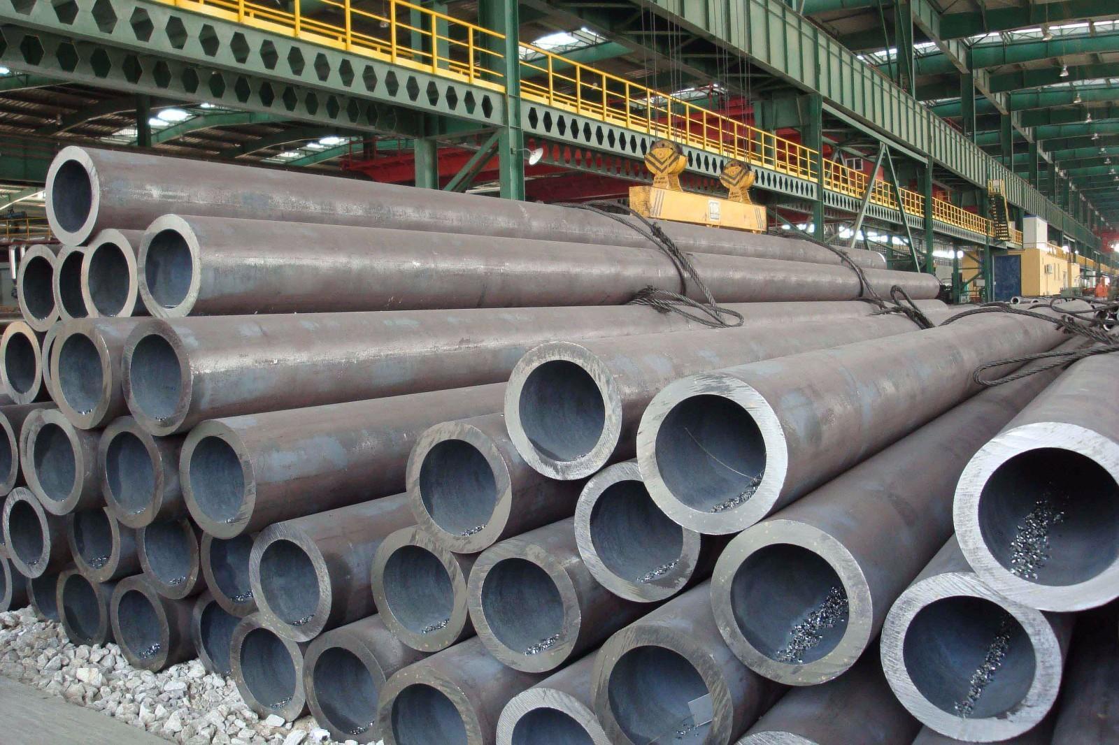 乐山12cr1movg合金钢管