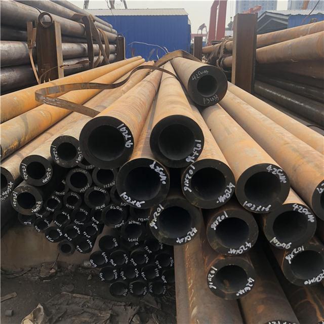 乐山42crmo合金钢管